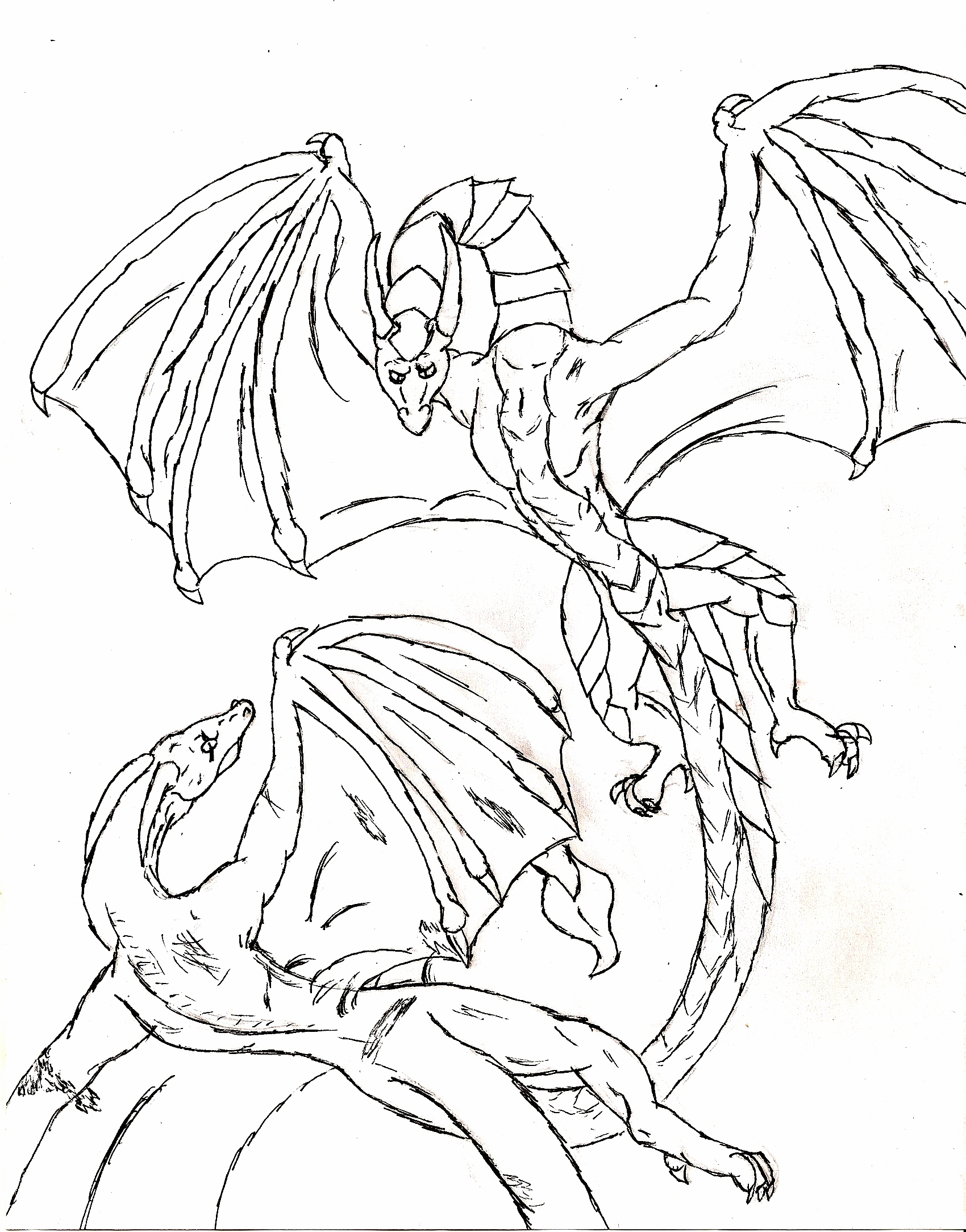 Image Gallery ice breathing dragons coloring