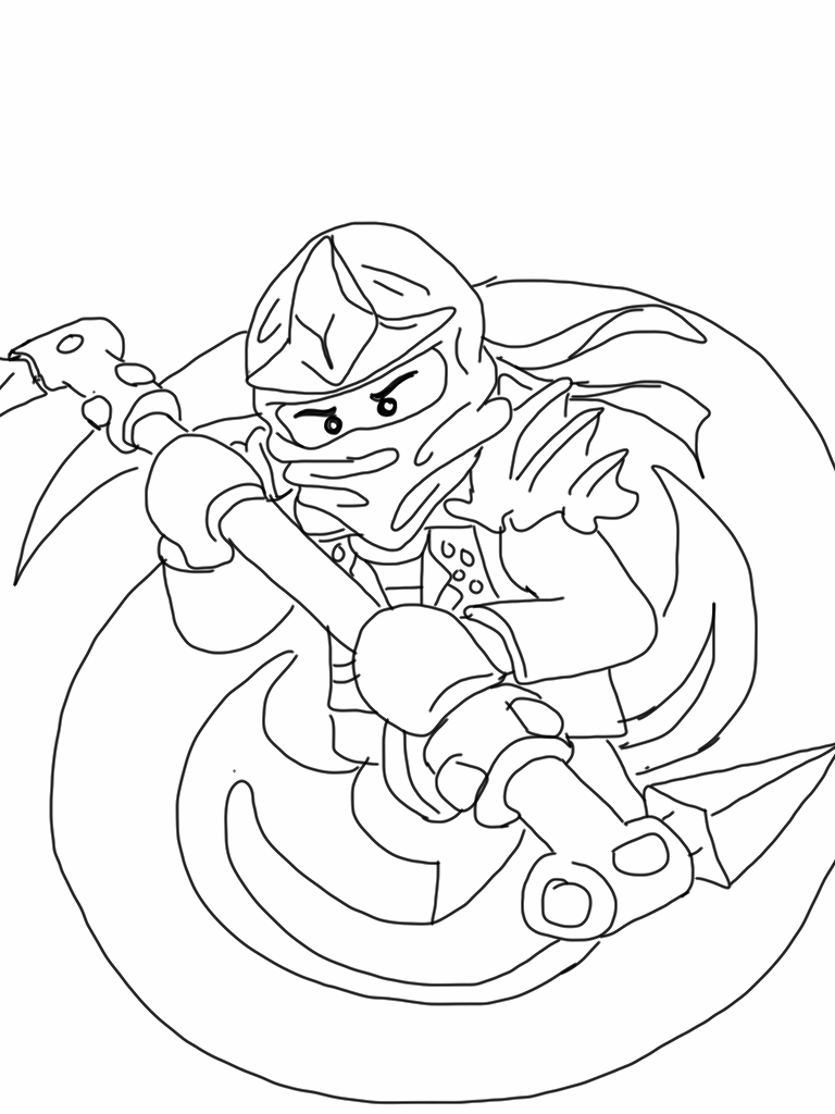 Lego Ninjago Coloring Pages Printable Az Coloring Pages Ninjago