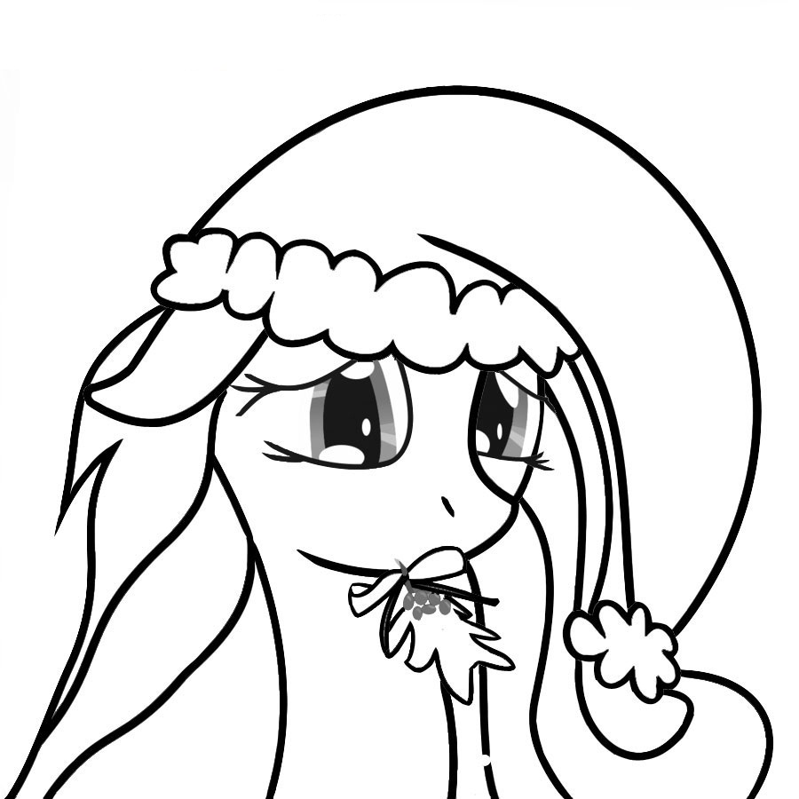 Young my little pony coloring pages - My Little Pony Rarity Coloring Pages