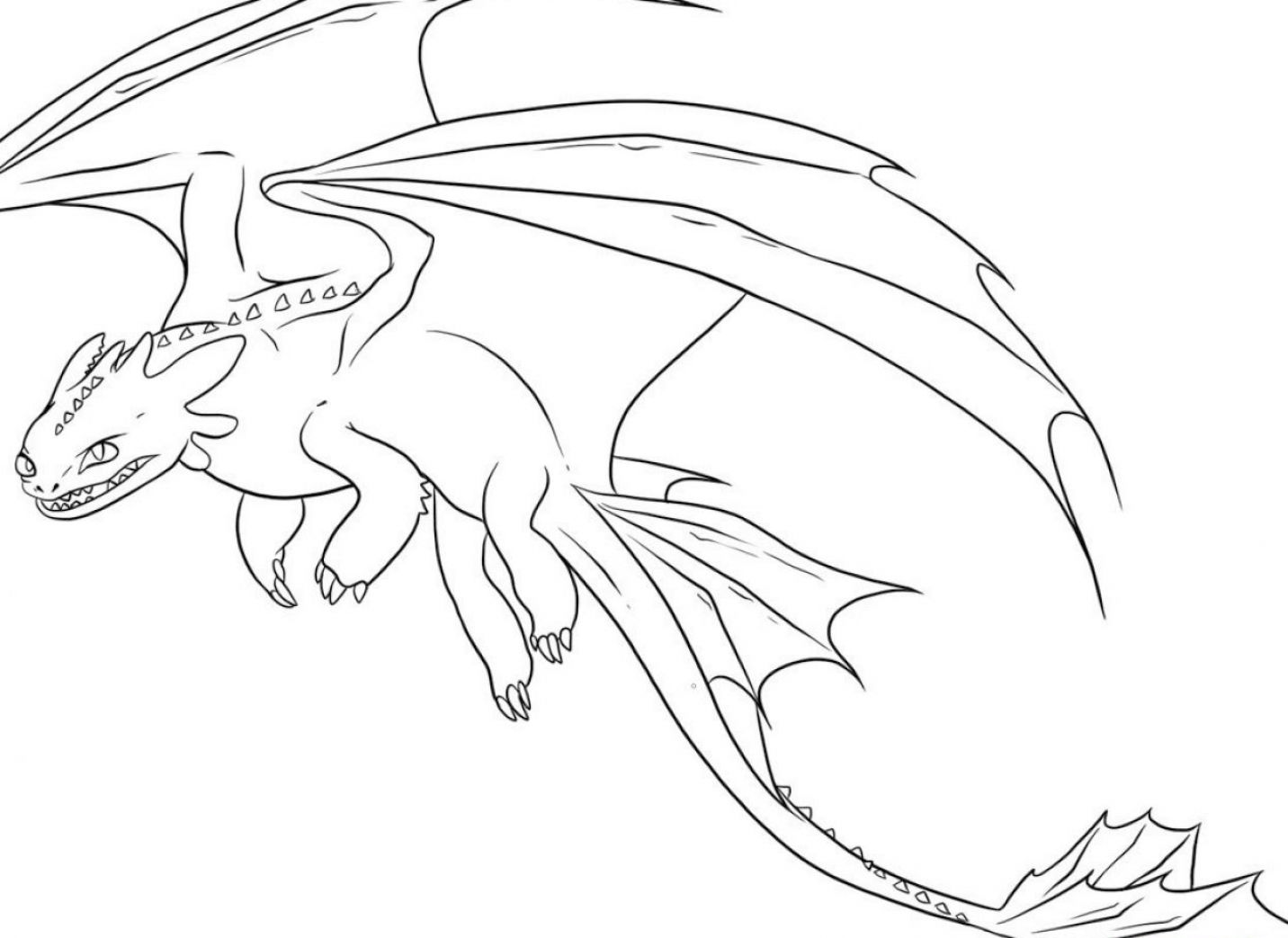 Free coloring pages realistic animals - Realistic Dragon Coloring Pages