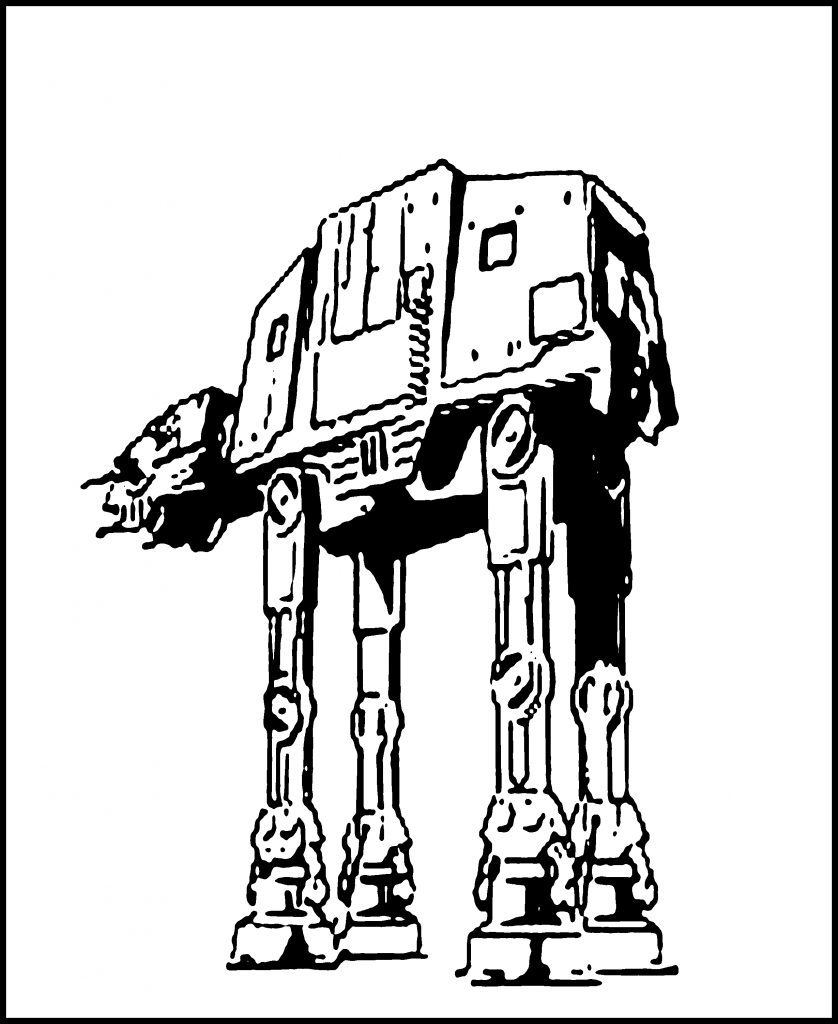 Star War Coloring Pages