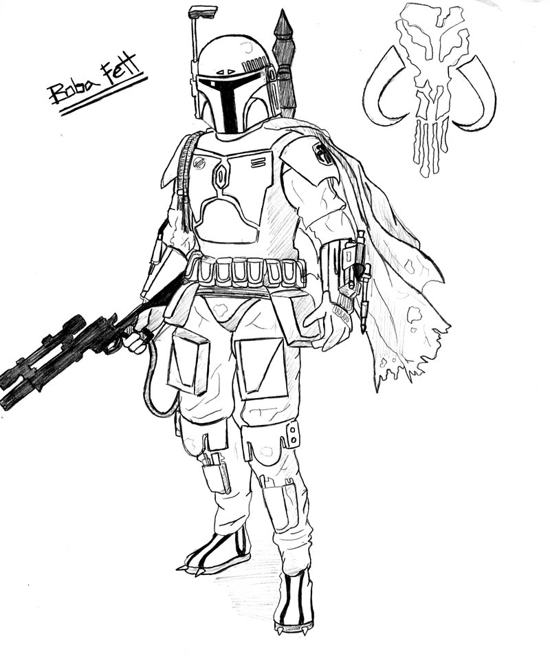 all star wars coloring pages - photo#33
