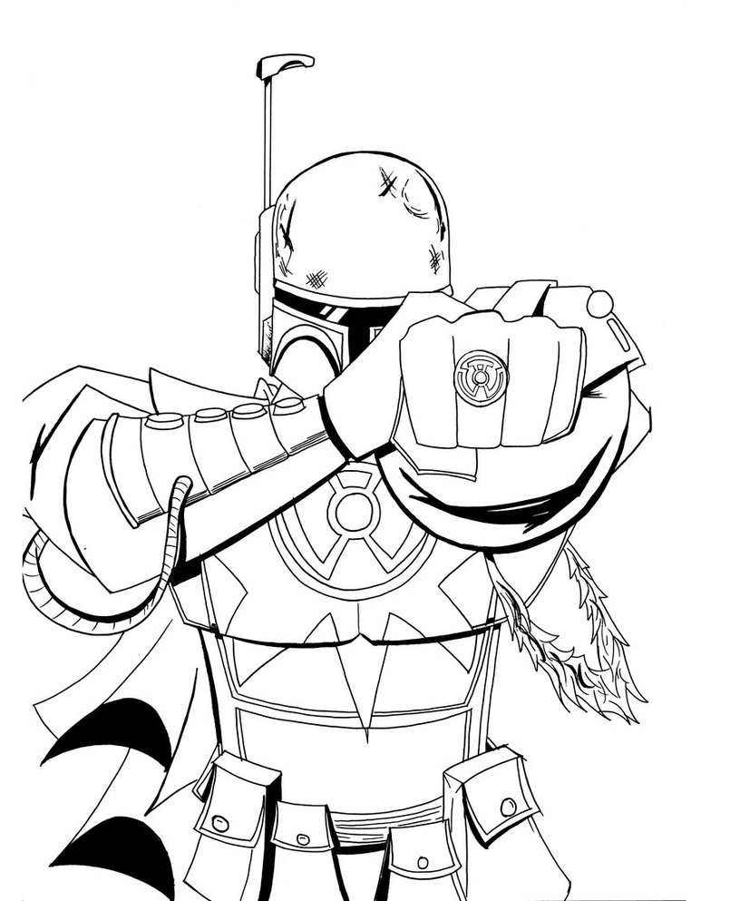 star wars print out coloring pages