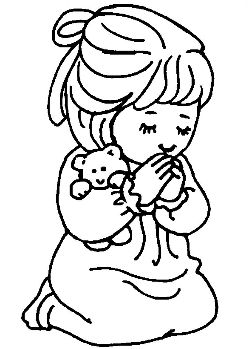 religious coloring pages for toddlers - photo#12