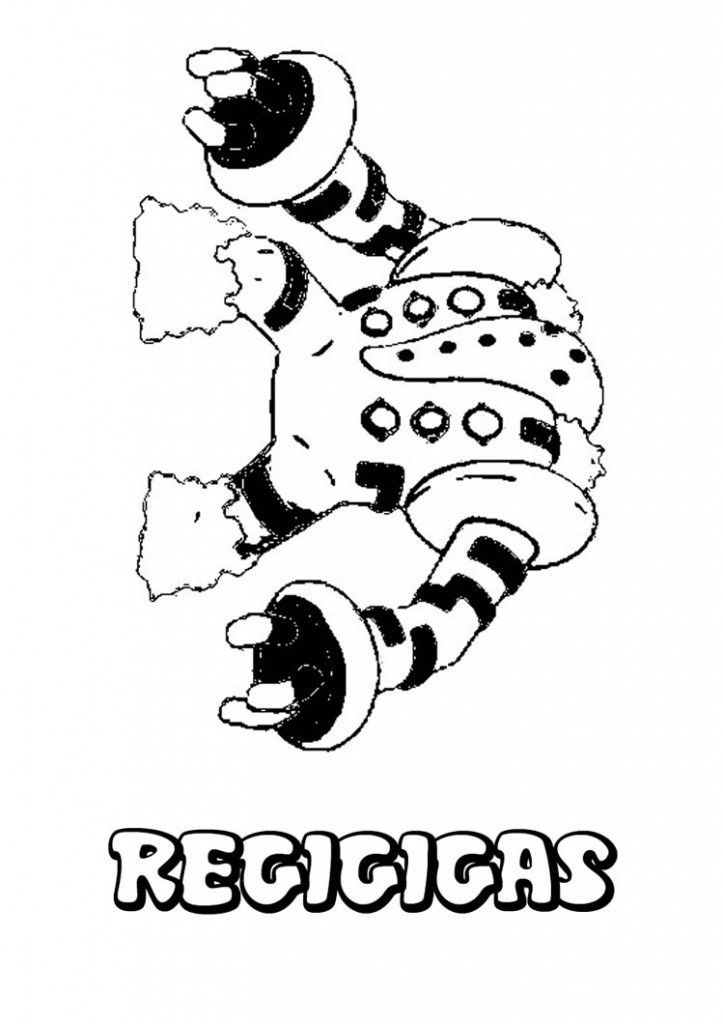 Coloring Pages For Pokemon