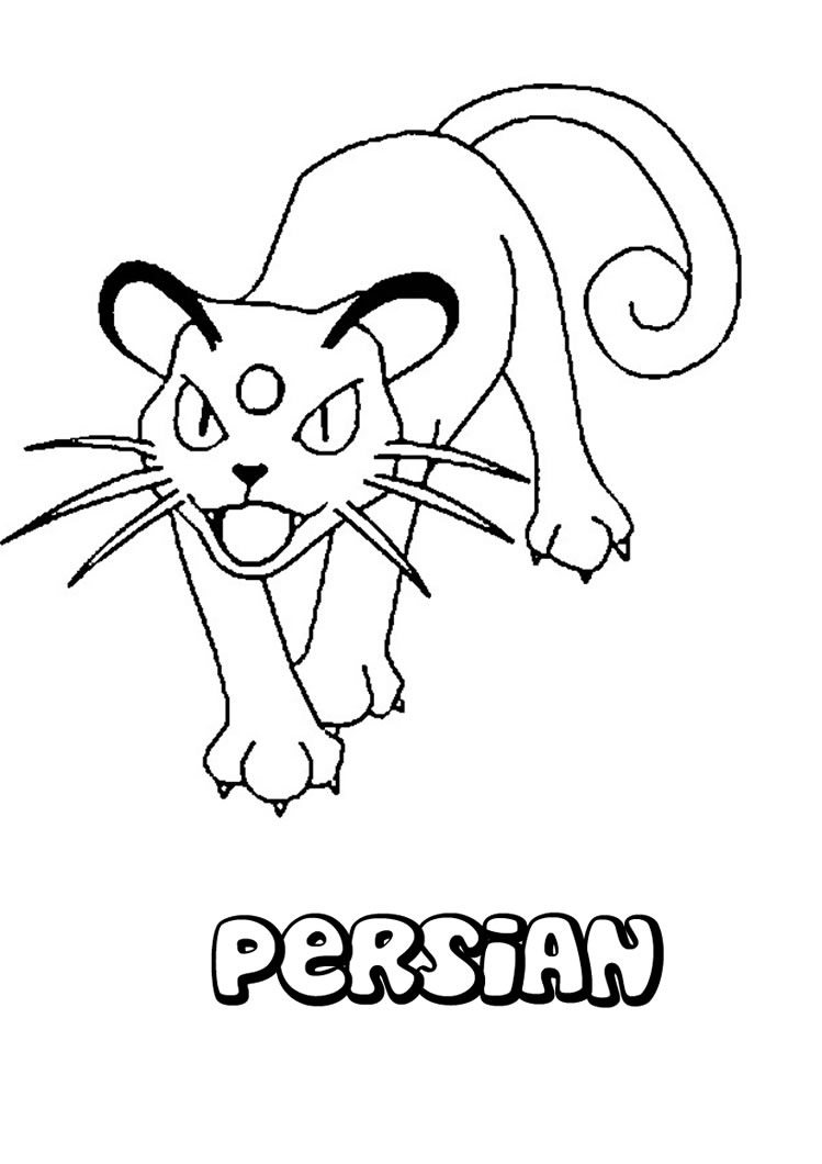 Pokemon Coloring Pages Join your
