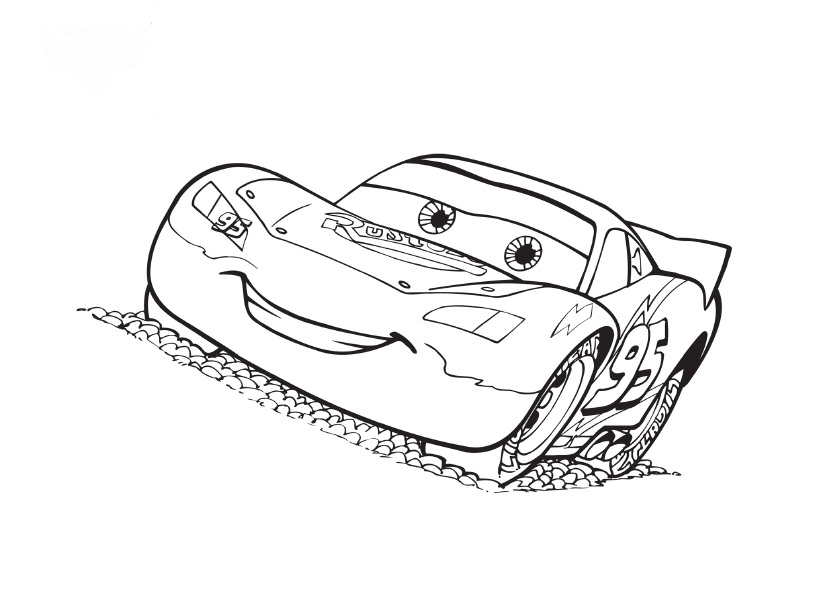 free printable cars coloring pages - photo#19