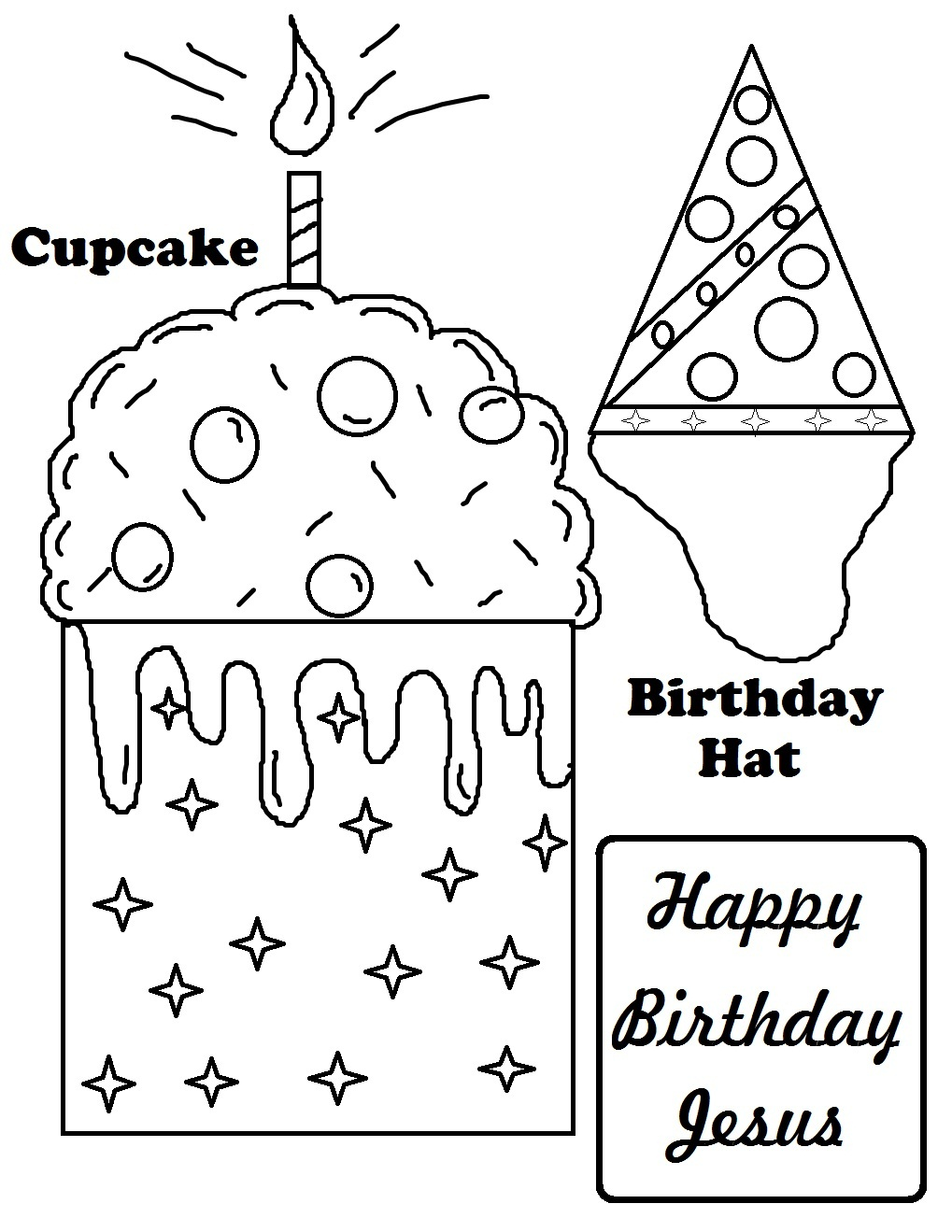 Free Printable Happy Birthday Coloring Pages For Kids Birthday Coloring Pages For Printable