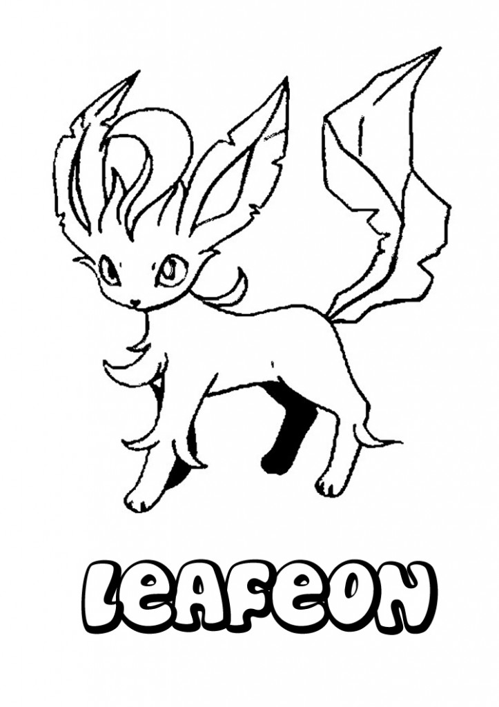 Pokemon Diamond and Pearl Coloring Pages
