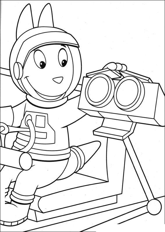 backyardagins printable coloring pages - photo#33