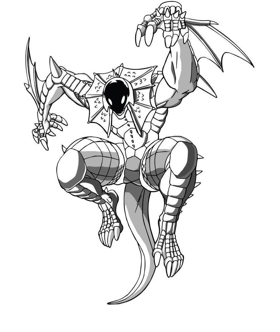 bakugan coloring pages free printable bakugan coloring pages for kids