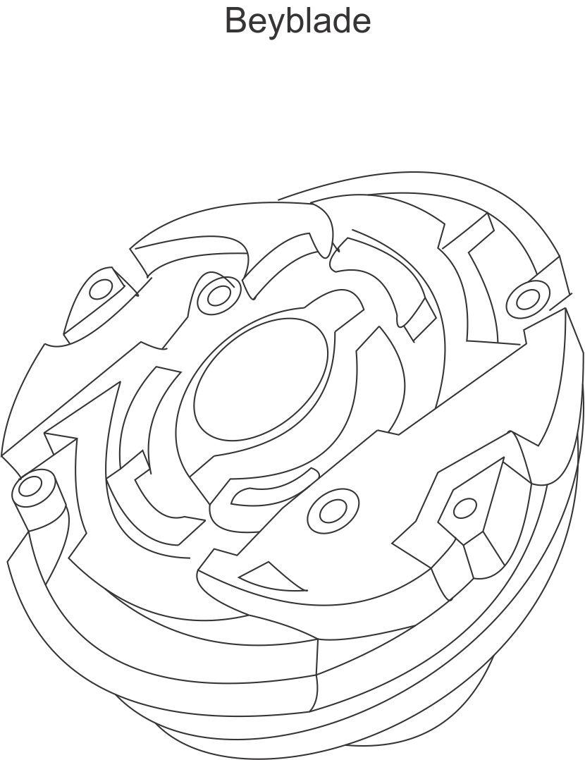 Free Printable Beyblade Coloring Pages For Kids Coloring Pictures Free Printable