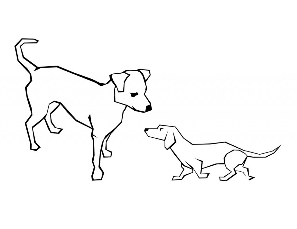 Free Coloring Pages Of Free Dog Bone