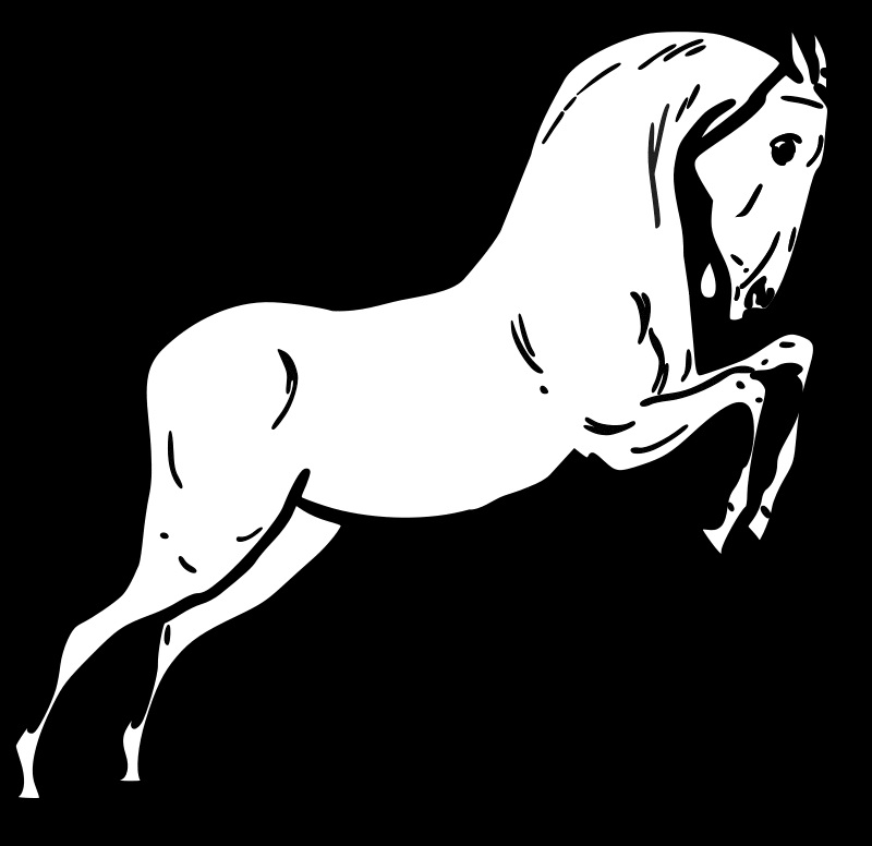 Free Horse Coloring Pages To Print