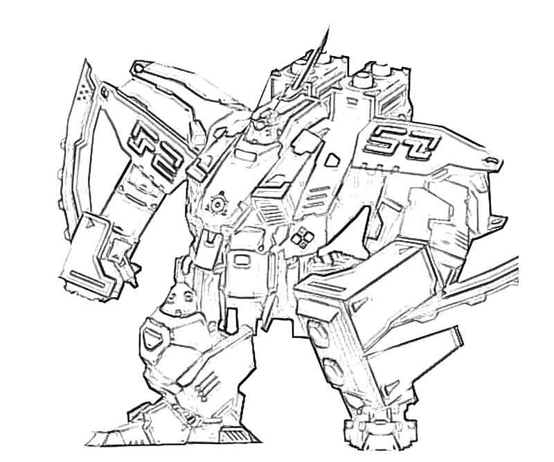 Cool Robot Coloring Pages Coloring Coloring Pages