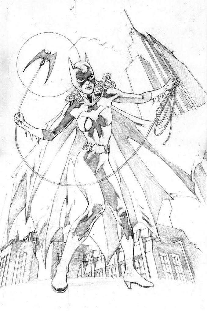 Free Printable Batgirl Coloring Pages For Kids Batgirl Coloring Pages