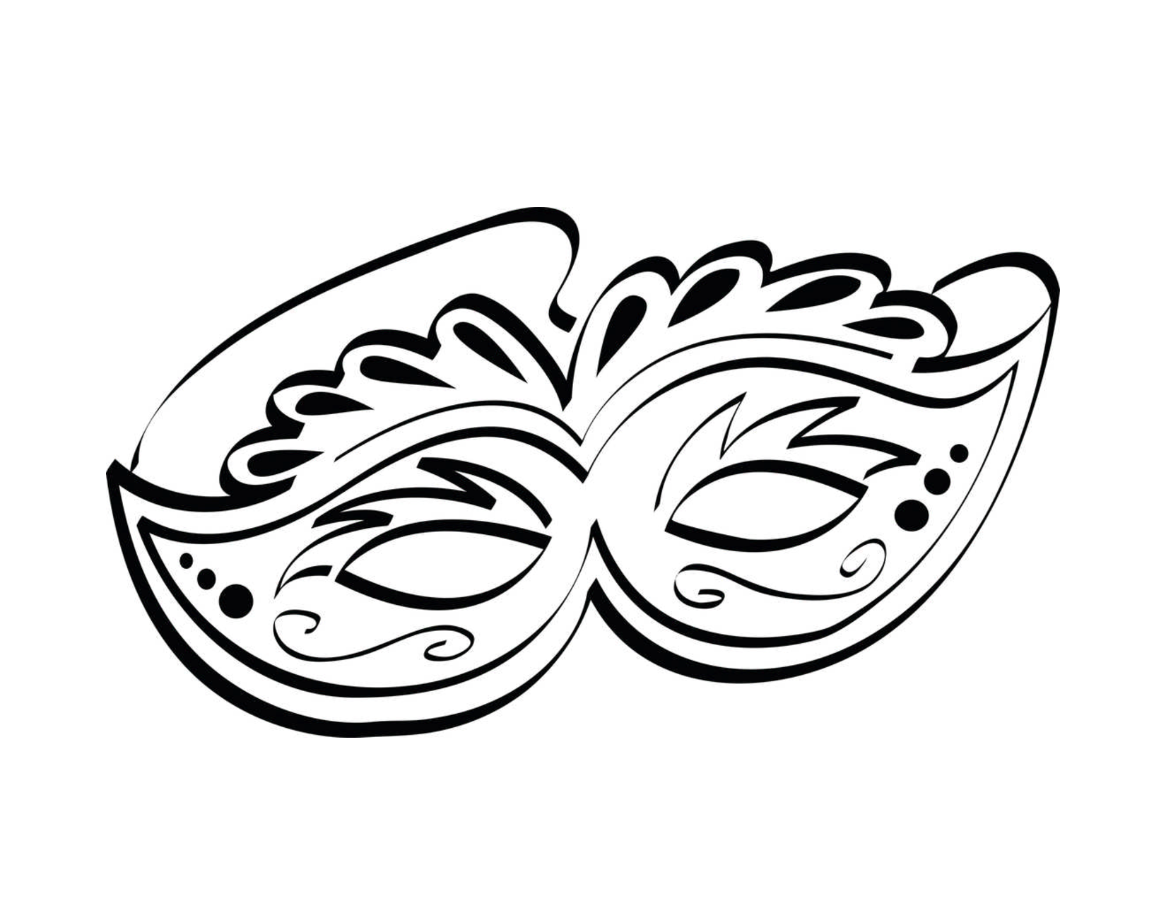 coloring pages masks free printable mask coloring pages for kids