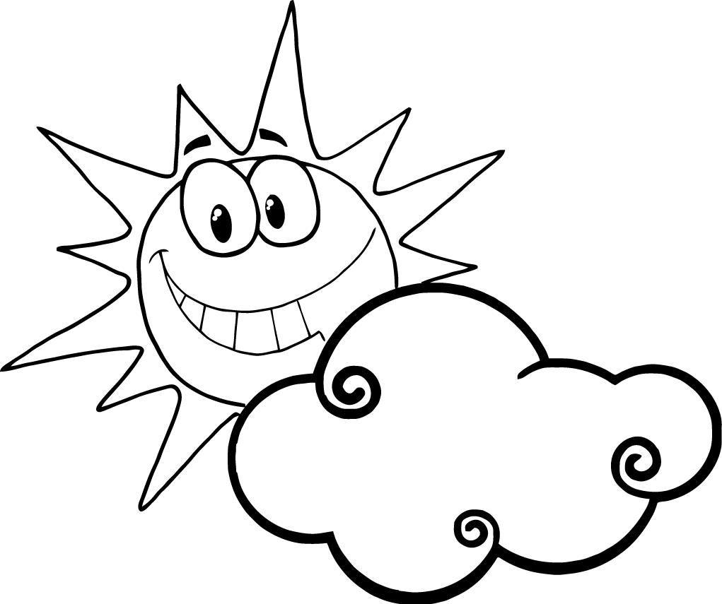 Free Printable Smiley Face Coloring
