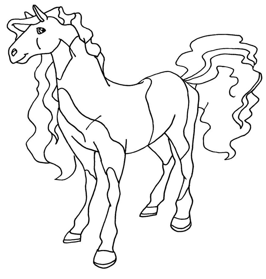 Coloring Pages Horseland Coloring Page free printable horseland coloring pages for kids pages
