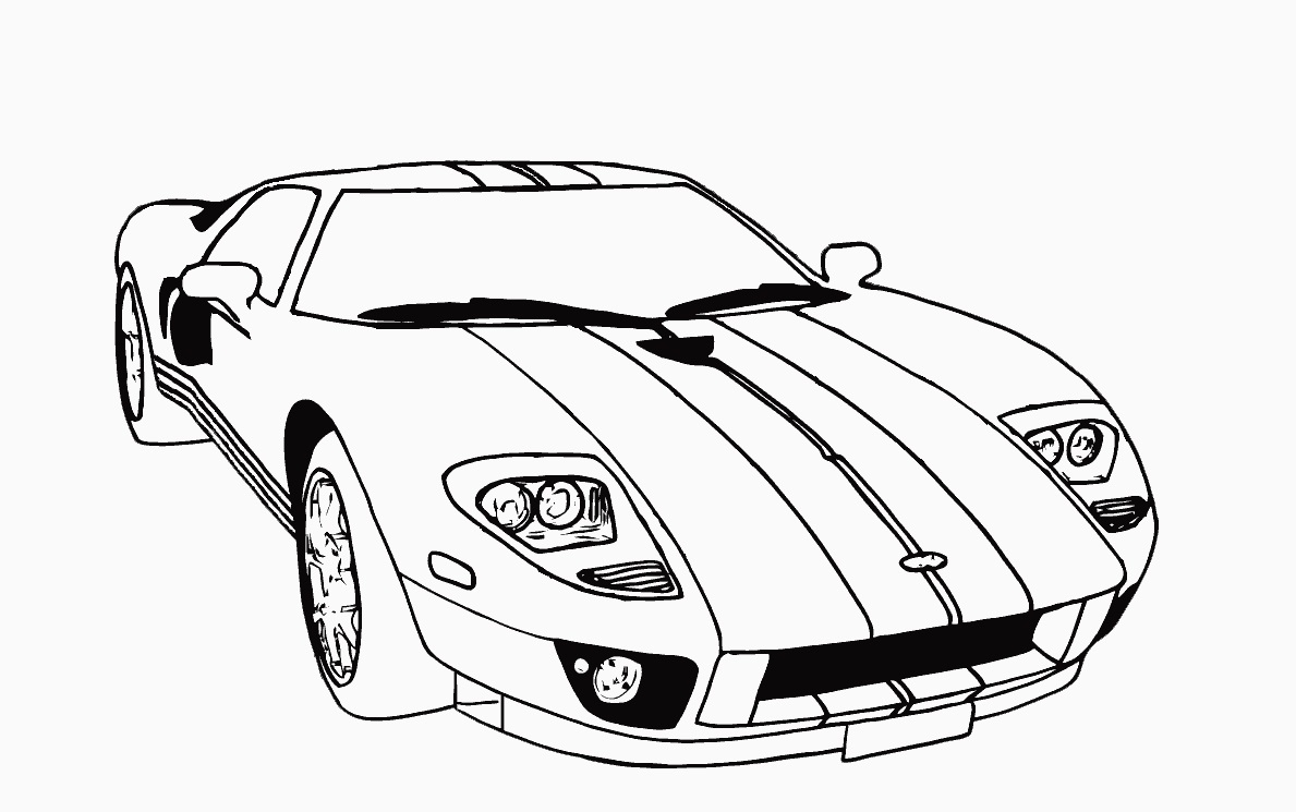 coloring pages lamborghini - Coloring Pics For Kids