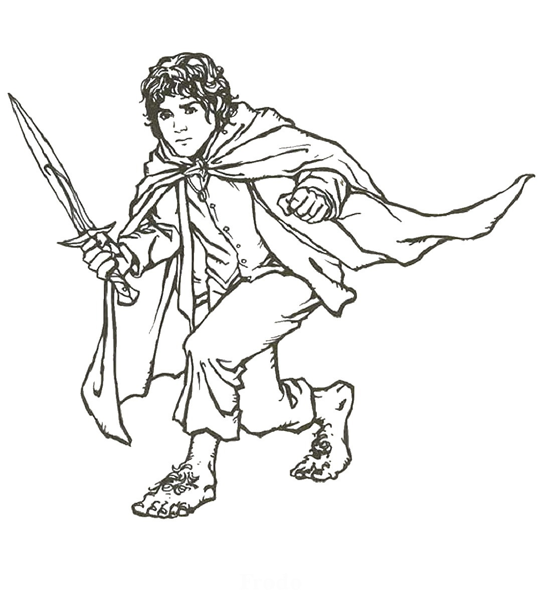 Free Printable Lord of The Rings