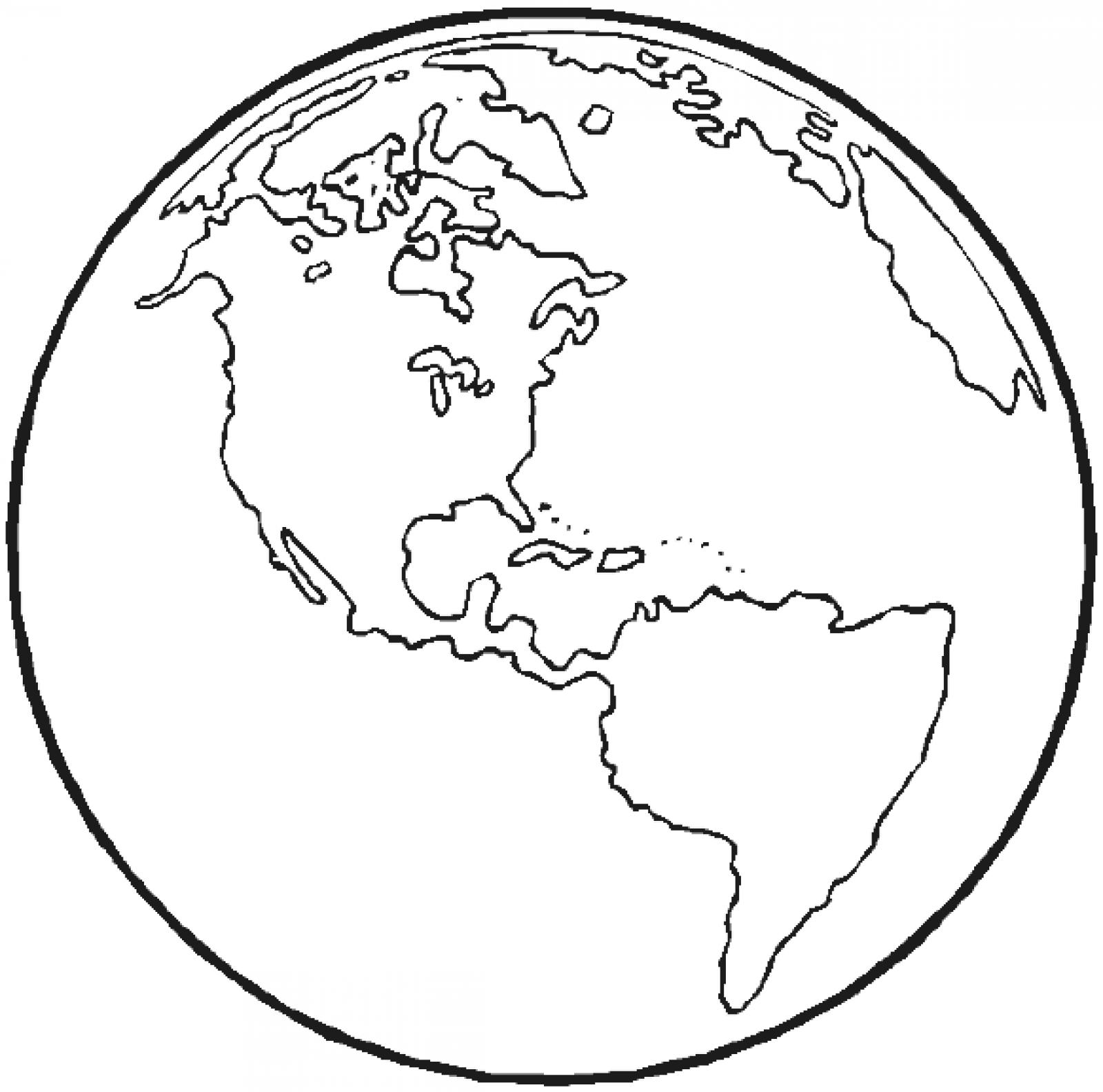 Free Printable Earth Coloring Pages For Kids The Coloring Pages