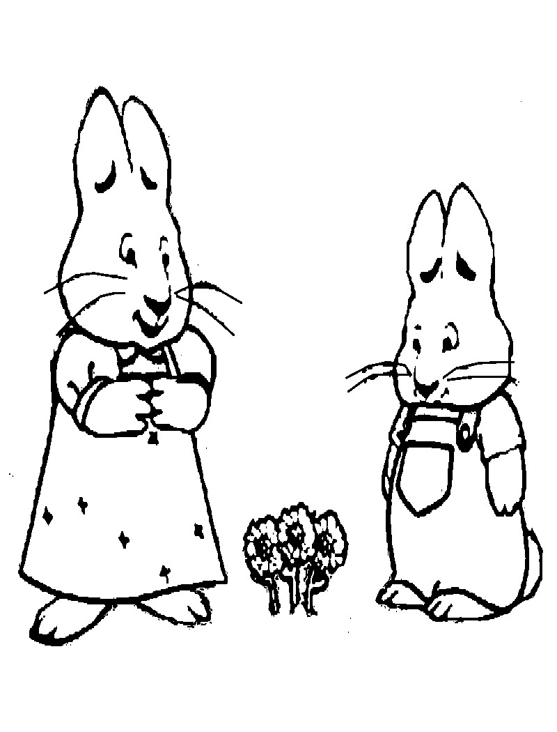 Coloring Pages Max And Ruby Coloring Page free printable max and ruby coloring pages for kids of ruby