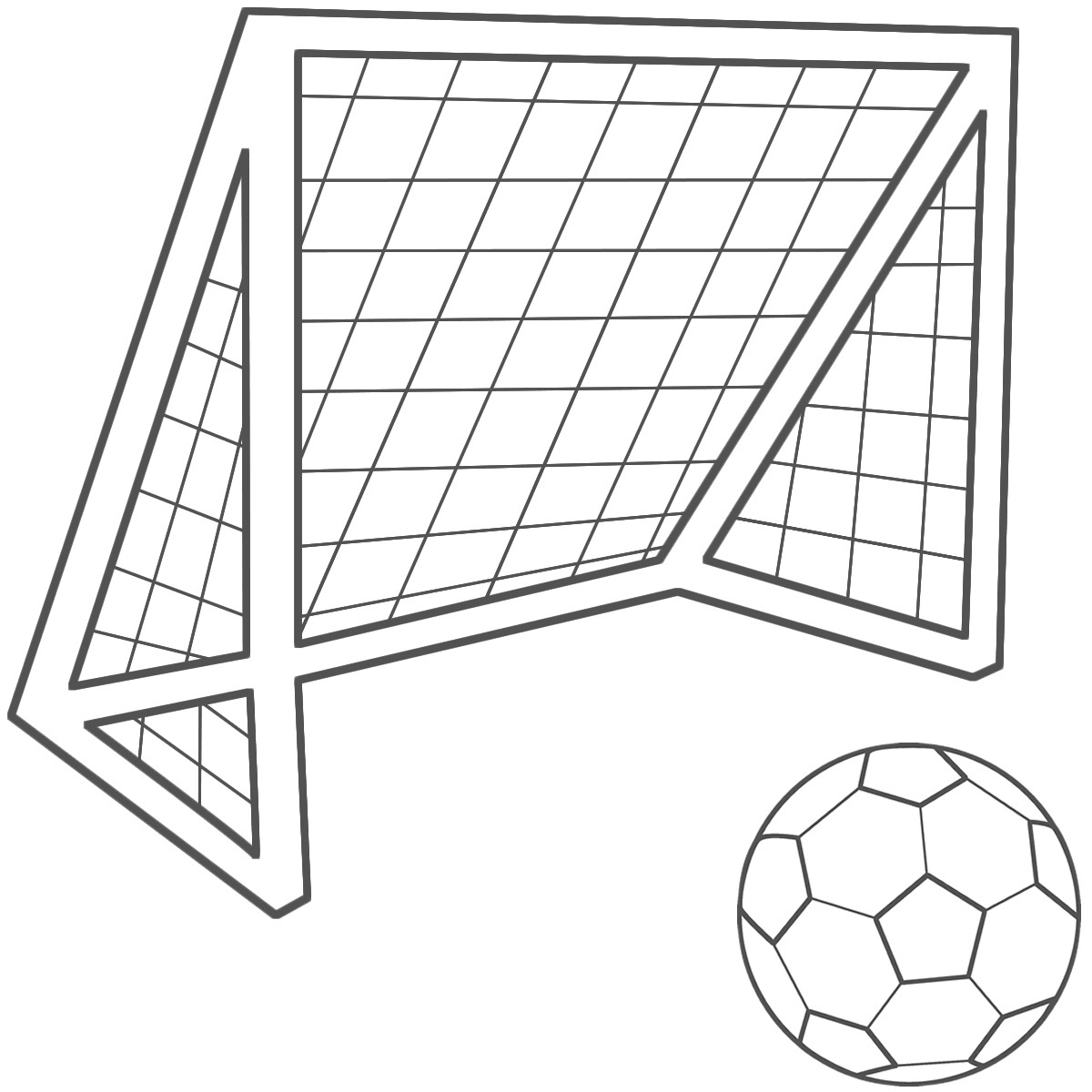 Free printable coloring pages soccer - Coloring Pages Of Soccer