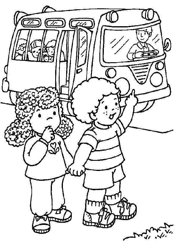 kindergarten coloring pages for kids - Kindergarten Coloring Pages