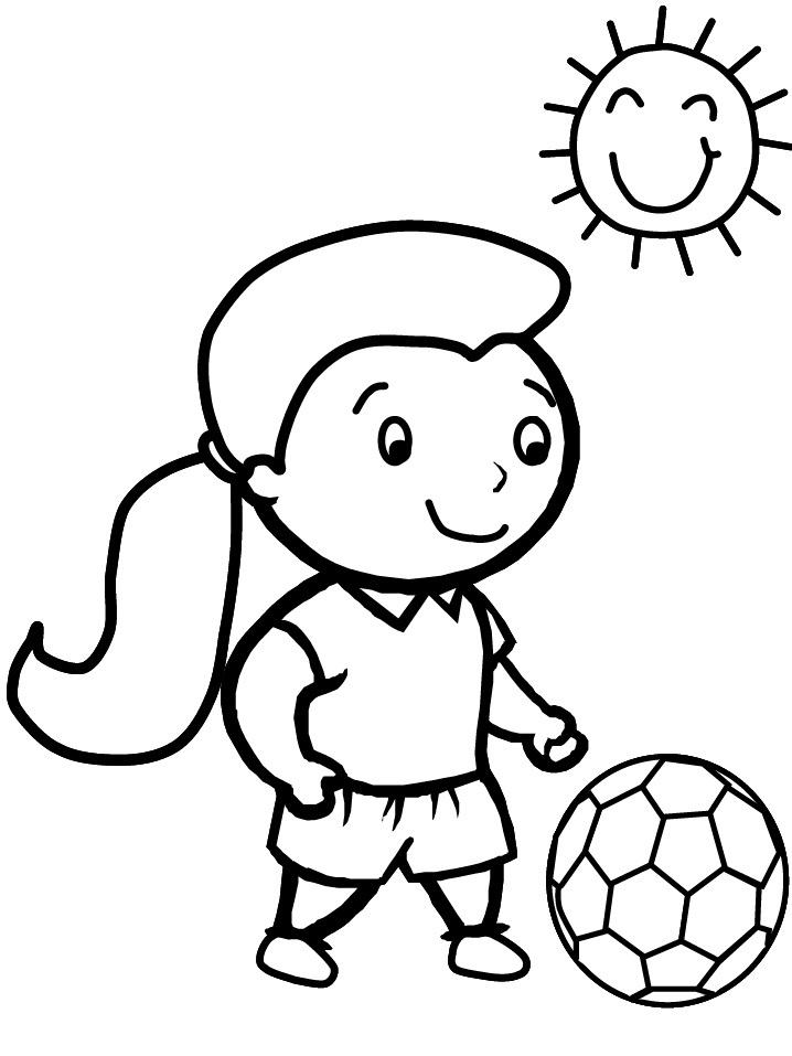 soccer coloring pages to print free printable soccer coloring pages for kids