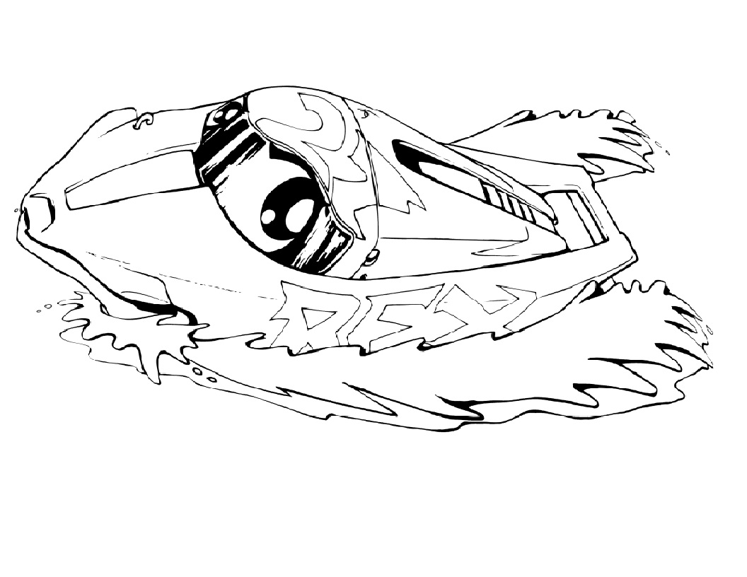 speed boat coloring pages - Coloring Pages Boats