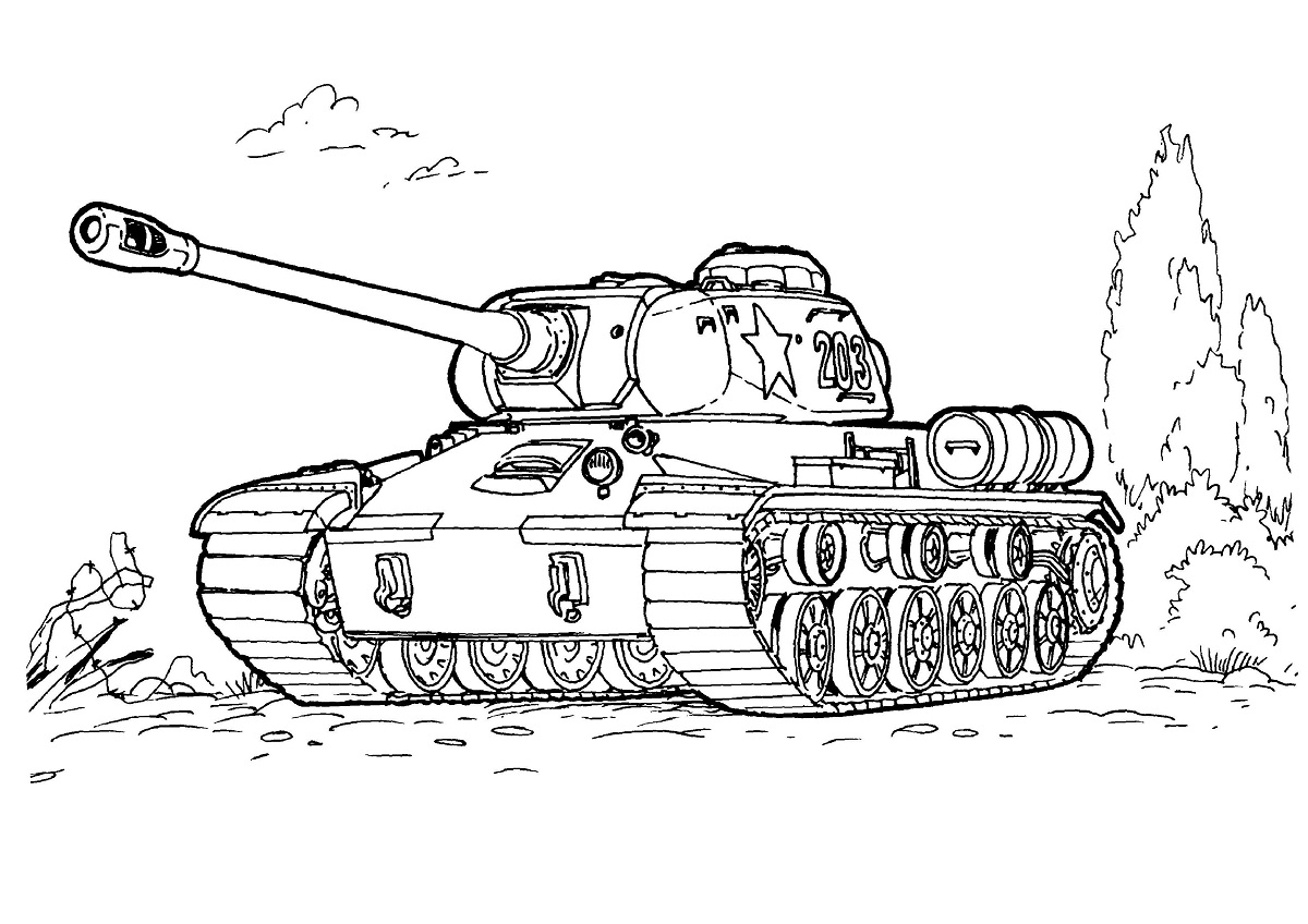 Coloring Pages Army Color Pages free printable army coloring pages for kids tank pages