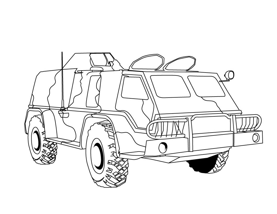Coloring Pages Army Color Pages free printable army coloring pages for kids truck pages