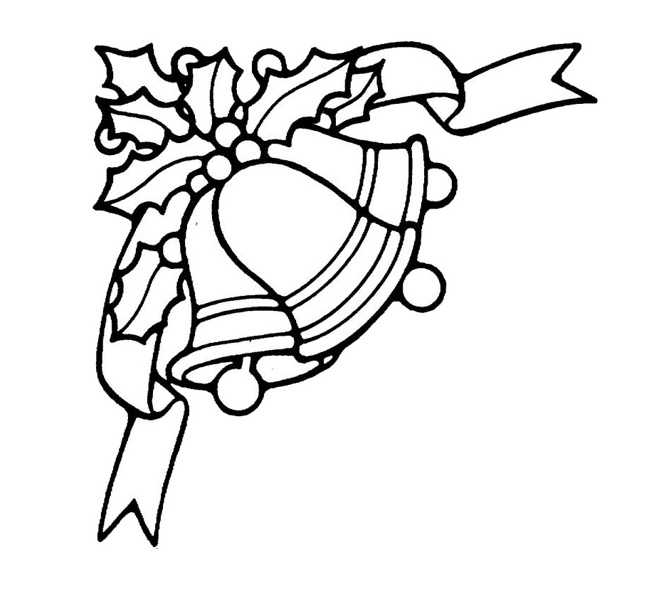 Free Printable Bell Coloring Pages For Kids Free Coloring Pages Bells