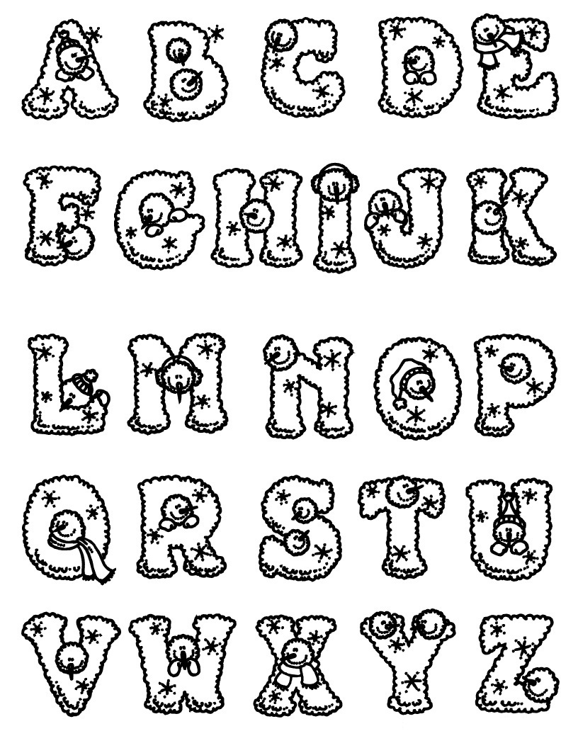 Uncategorized Abc Printable Coloring Pages free printable abc coloring pages for kids page