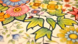 Coloring Therapy Helps Alzheimers Patients And Dementia Sufferers