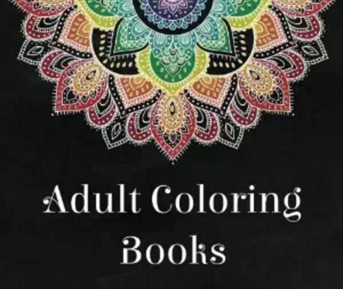 The Benefits Of Coloring Therapy For Adults