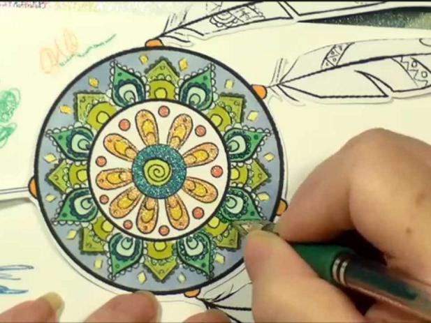 Coloring Therapy Asperger Syndrome