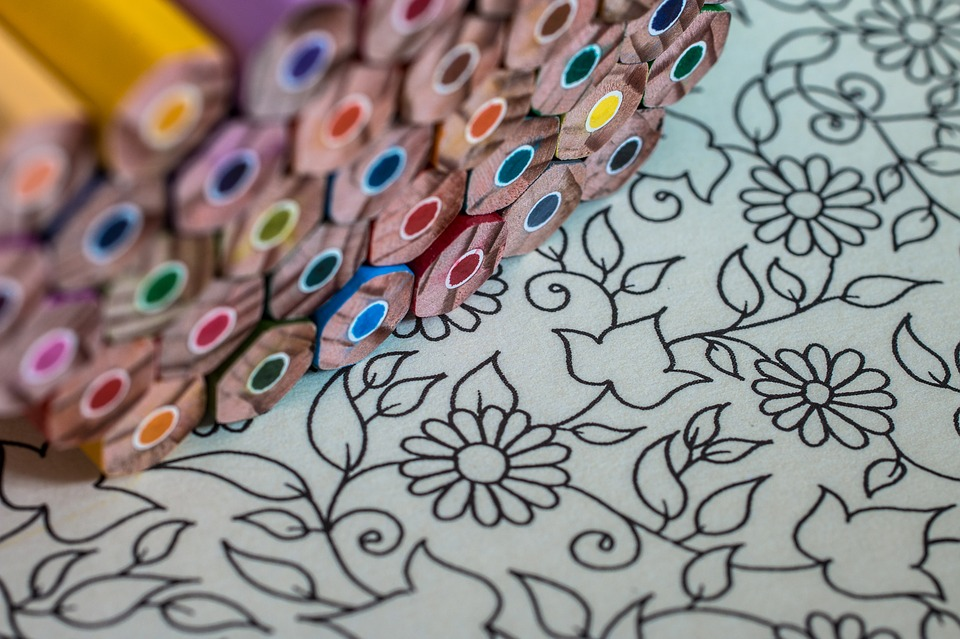 Intricate Coloring Pages For Adults : Cool mandala coloring pages for adults moms and crafters