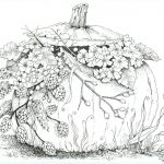 pumpkin coloring pages