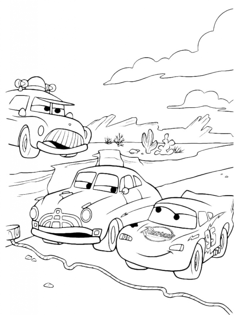 lightning mcqeen coloring pages - photo#29