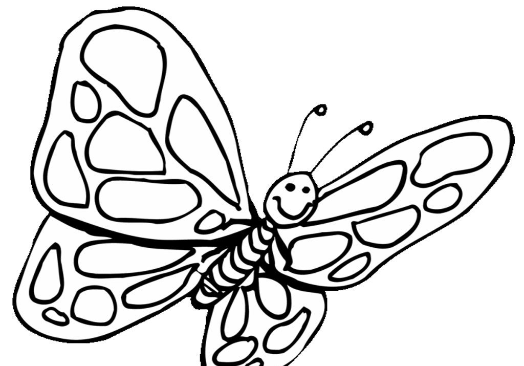 Free Coloring Pages For Preschool