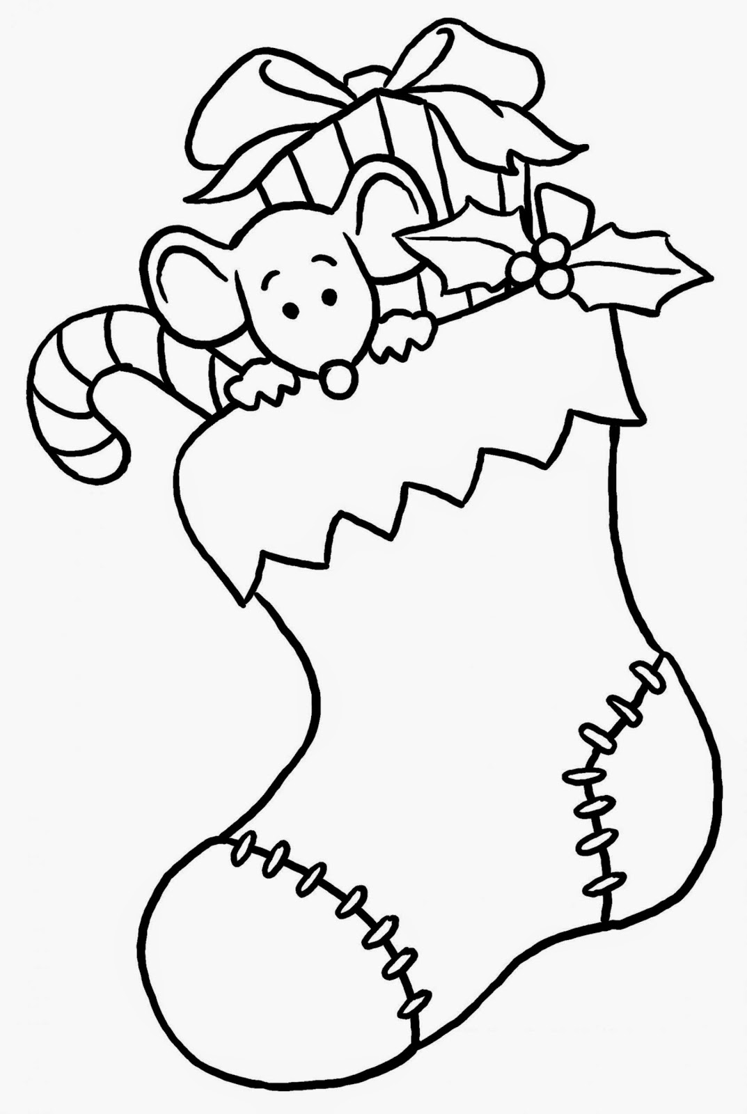 Printable Preschool Coloring Sheets