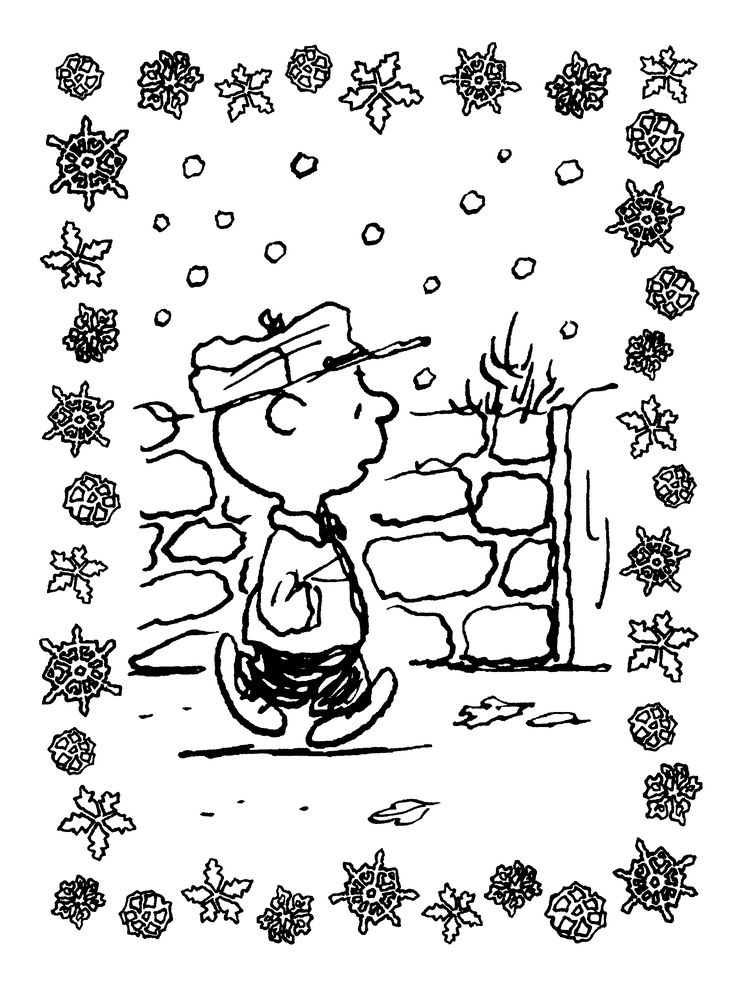 Charlie Brown Christmas Printables