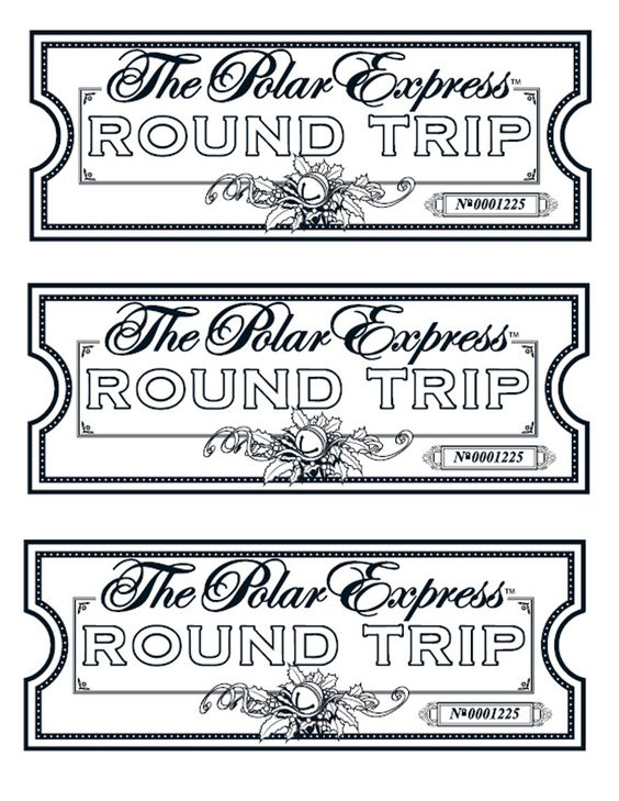 polar express golden ticket template - polar express coloring pages best coloring pages for kids