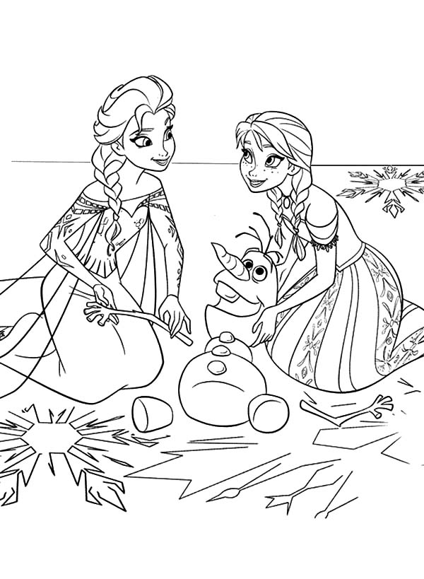 Frozens olaf coloring pages best coloring pages for kids for Coloring pages for frozen characters
