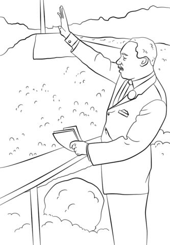 martin luther coloring pages - photo#26
