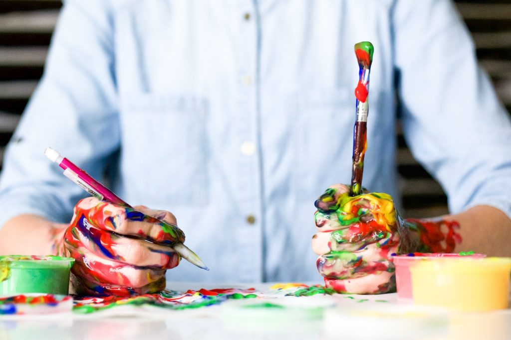 art therapy for anxiety