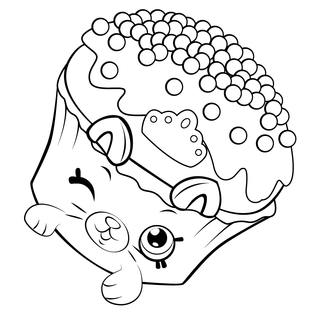 Shopkins coloring pages best coloring pages for kids for Coloring pages to color online for free