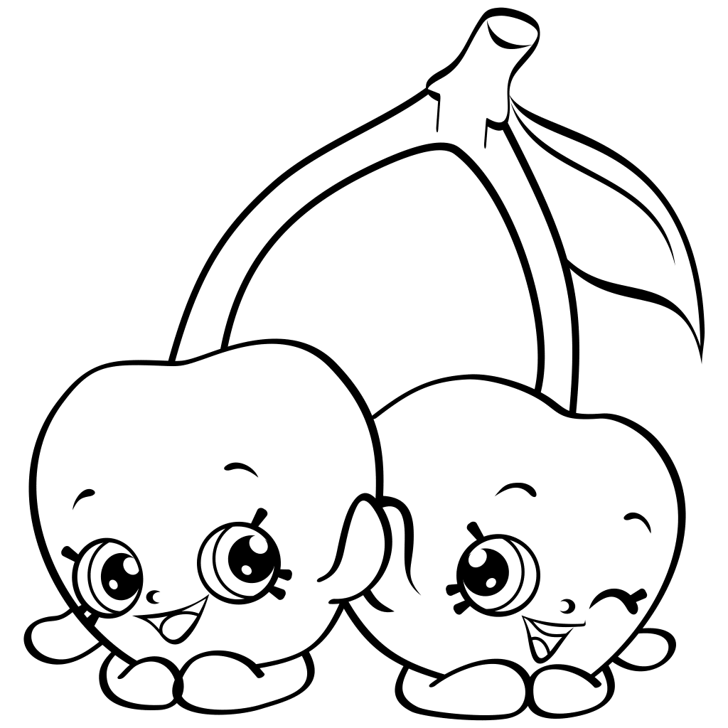 shopkins coloring pages - best coloring pages for kids - Hopkins Coloring Pages Print